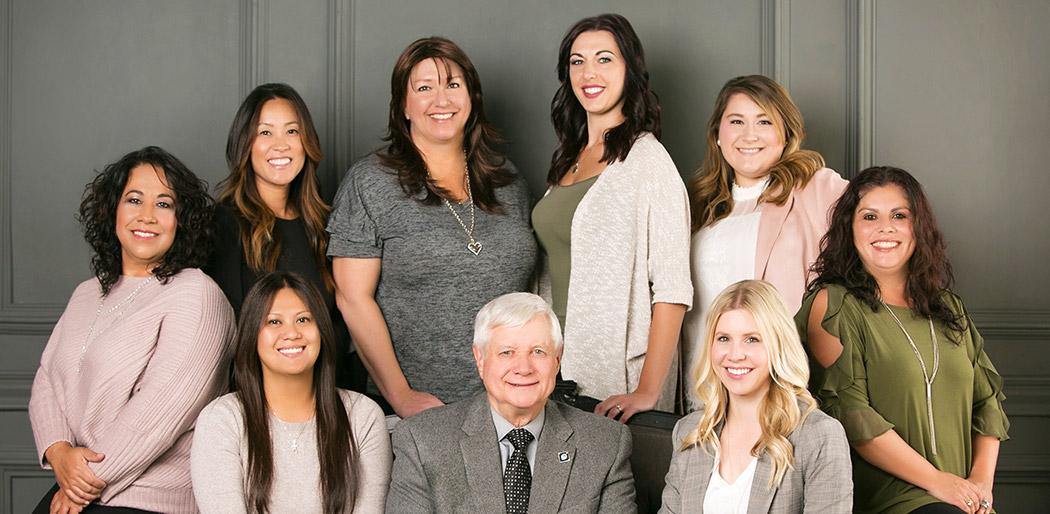 Image of the Gene Morgan Insurance team!
